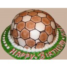Football Shape Cake (1.500 Kg)